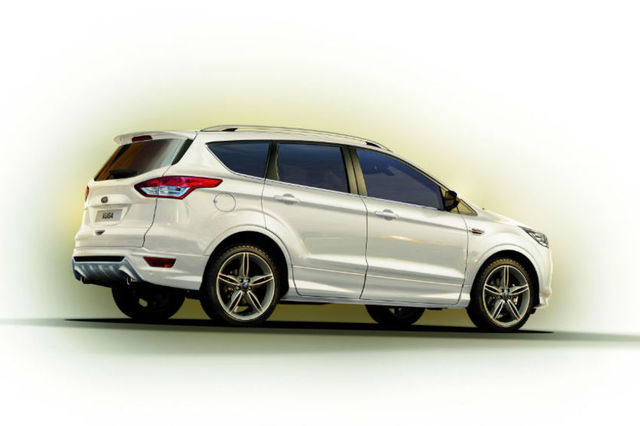 Image Result For Ford Kuga X Titanium