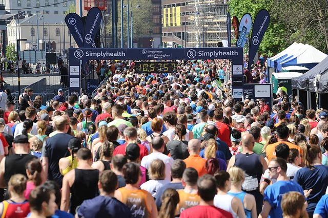 The Great Birmingham Run