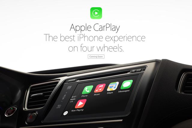 Apple CarPlay: Everything you need to know