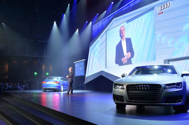 CES Everything A Car Enthusiast Needs To Know - Car laser light show