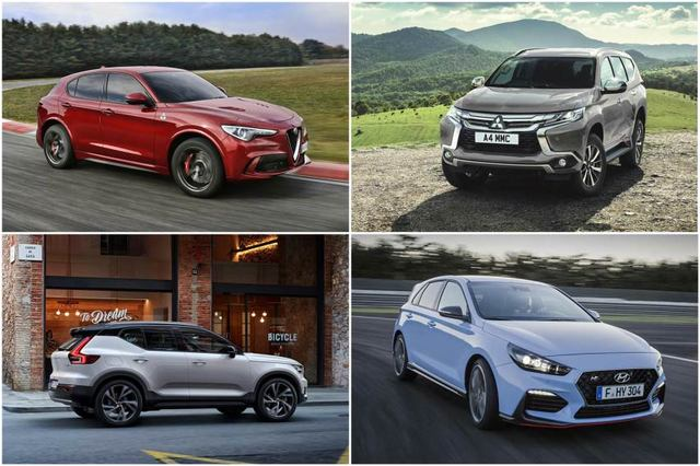 2018 promises to be an exciting year for new car releases