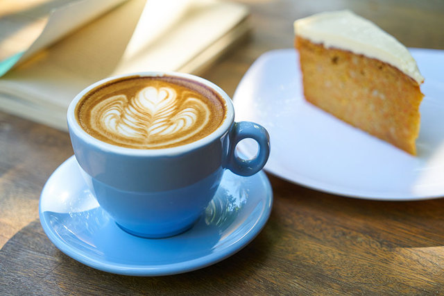 Enjoy a coffee and cake at our Motability event