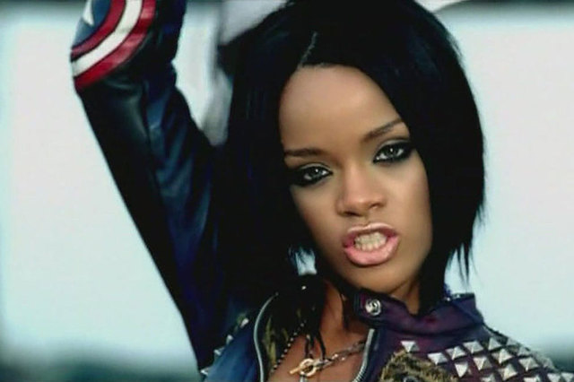 Rihanna drives us crazy with this catchy pop classic. Image: Roc Nation