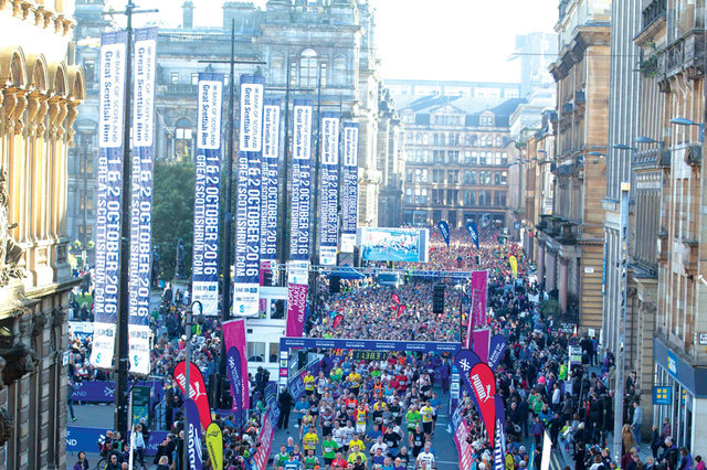The Great Scottish Run