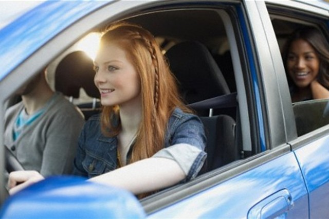 25% of road casualties are young drivers - and accidents are often caused by peer pressure