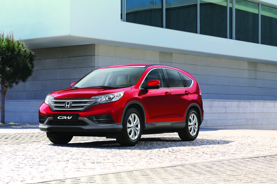 The fourth generation CR-V presents even more class, composure and civility than its predecessor