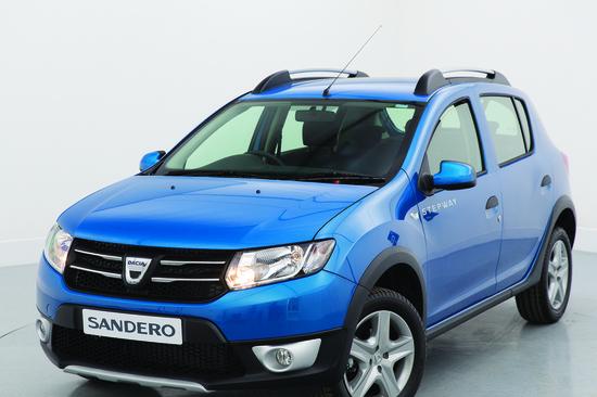 The Dacia Sandero is a popular choice