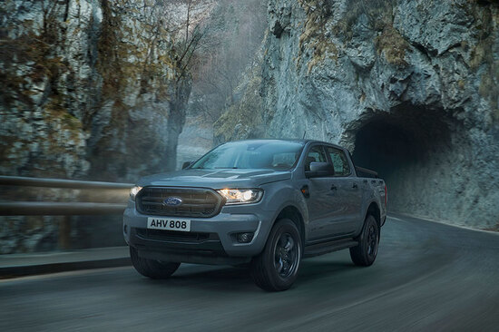 The Ford Ranger Wolftrak is coming soon.