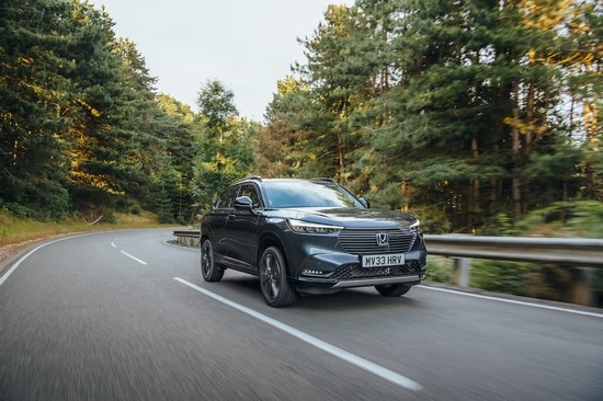 At home on the road: the all-new Honda HR-V