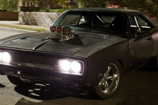 The Fast & The Furious: Dom has a 1970 Classic Dodge Charger that used to belong to his father.