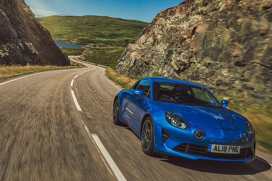 The Alpine A110