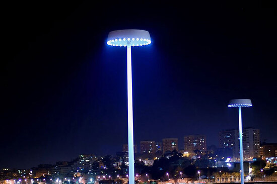 OMNILED is much more than a generator of smart lighting and renewable energy