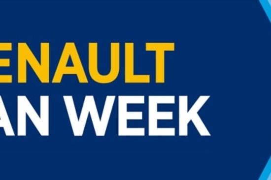 Renault Van Week
