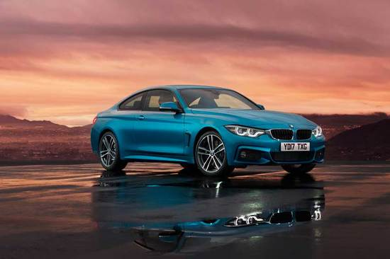 The BMW 4 Series