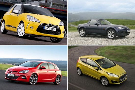 All of these fantastic cars can be found for under £5,000.