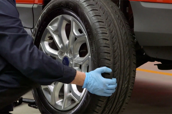 Have you checked your tyres recently?