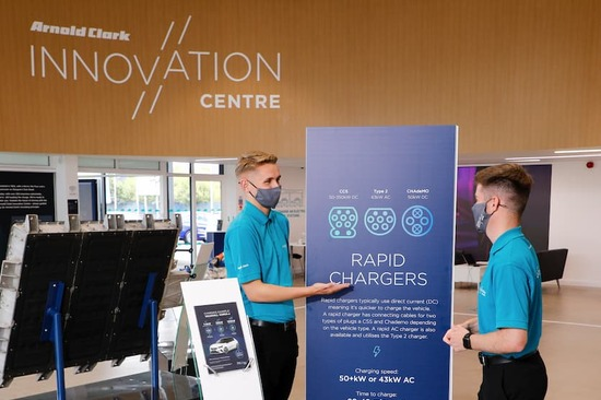 The events will take place at the Innovation Centre