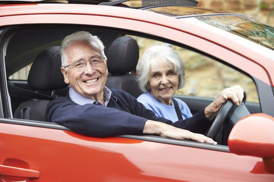 What happens to your driving licence when you turn 70?