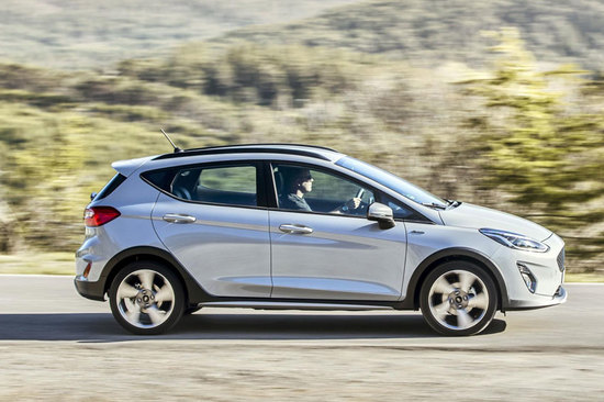 The Ford Fiesta Active