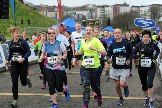 The Great Edinburgh Run