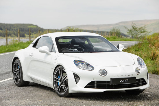 The new Alpine A110