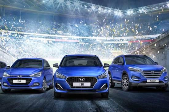 The Hyundai Go! SE range