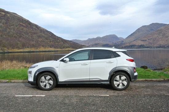 The all-new Hyundai Kona electric