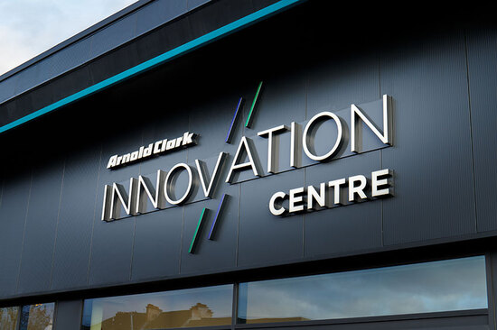 Find out more about electric and hybrid cars at the Arnold Clark Innovation Centre.