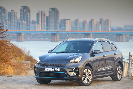 The new Kia e-Niro