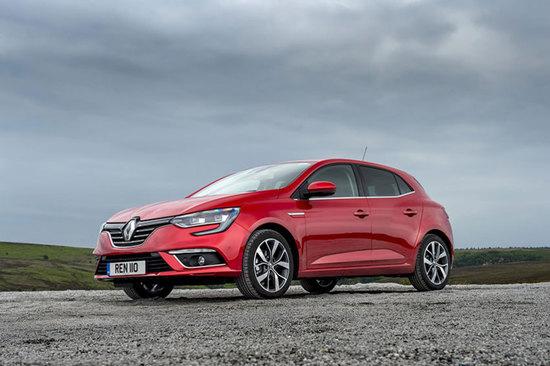 Make saving on selected cars including the Renault Megane Hatch,
