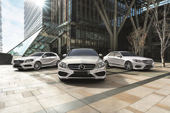 Mercedes-Benz Exclusive Savings Month