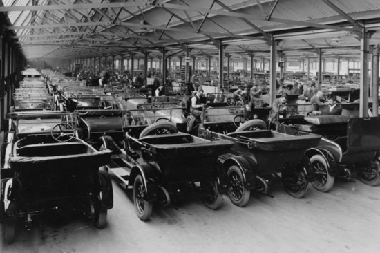 Over 11 million vehicles have left the plant since it opened in 1913. Image: BMW Group