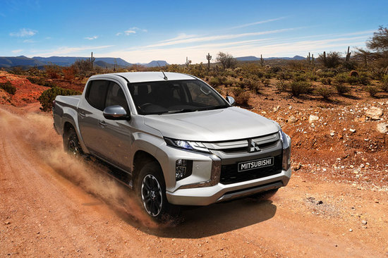The all-new Mitsubishi L200 Series 6.