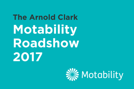 The Arnold Clark Motability Roadshow