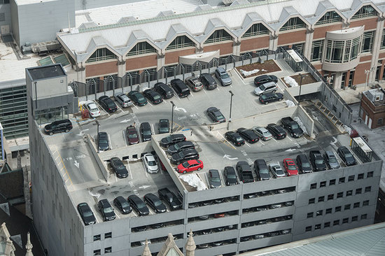 We'll help you take on the multi-storey car park.