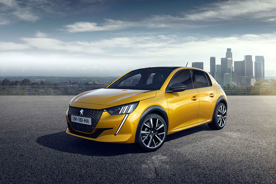 The all-new Peugeot 208 is coming soon.