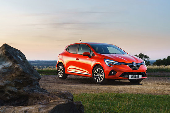 The all-new Renault Clio.