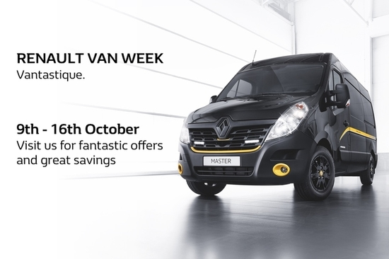Take advantage of great van offers.