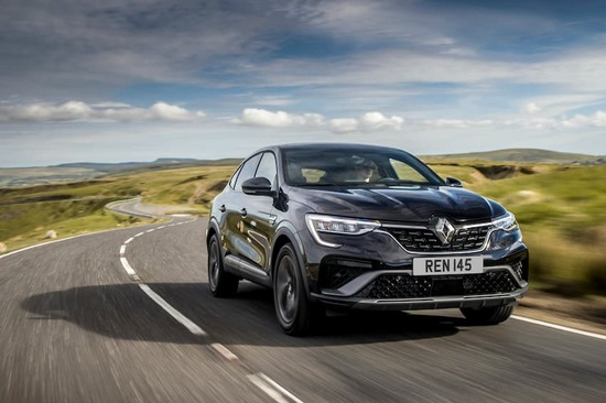 The all-new Renault Arkana