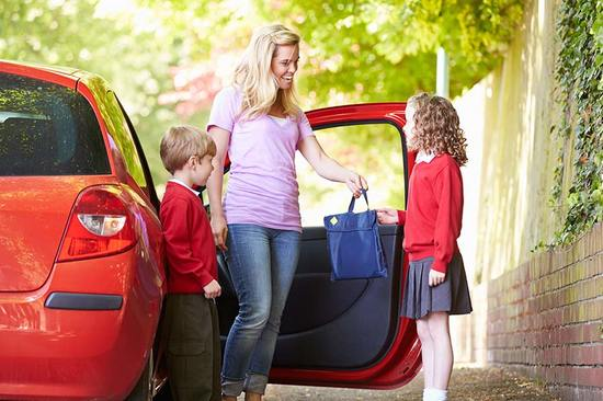 Eliminate any school run stress with these handy tips
