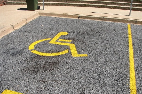 Disabled spaces are critical, and enable members of the public to do things that they just wouldn't be able to do otherwise