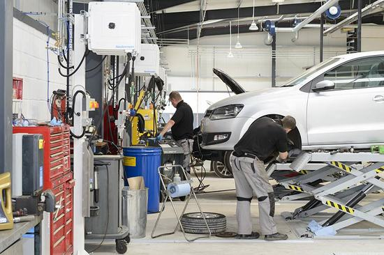 A service plan will secure the cost of your car's servicing and MOT tests