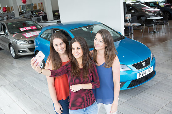 Students should consider reliability and value for money when choosing a next car