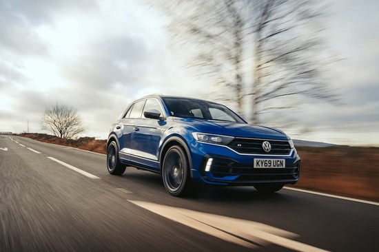 The exciting Volkswagen T-Roc crossover