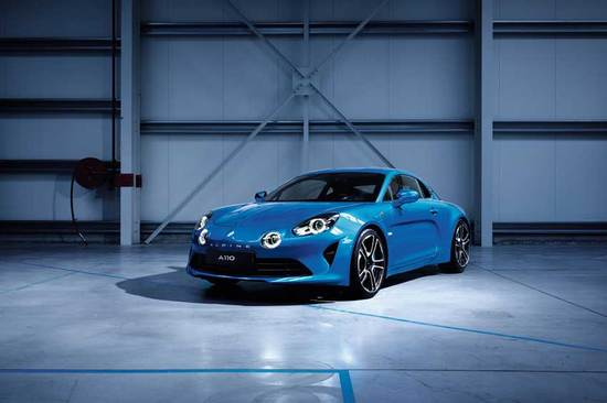 The all-new Alpine A110