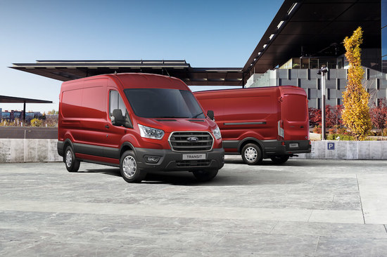 The 2019 Ford Transit