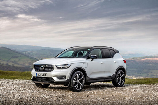 The all-new Volvo XC40 Recharge plug-in hybrid