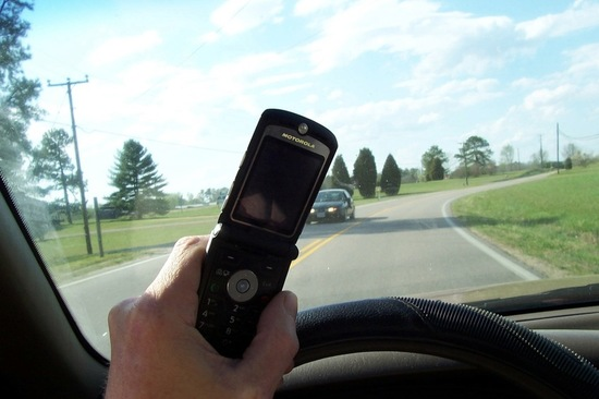 31% of drivers have admitted to texting while driving