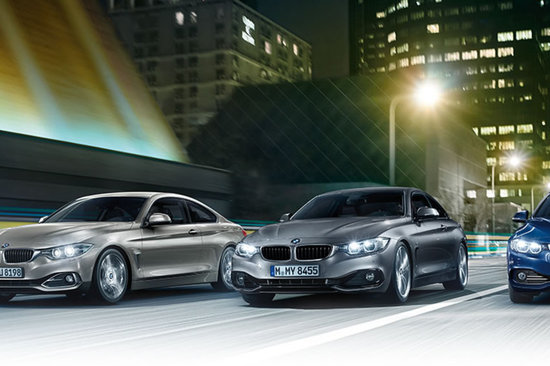 The BMW 4 Series will be available in the UK from October