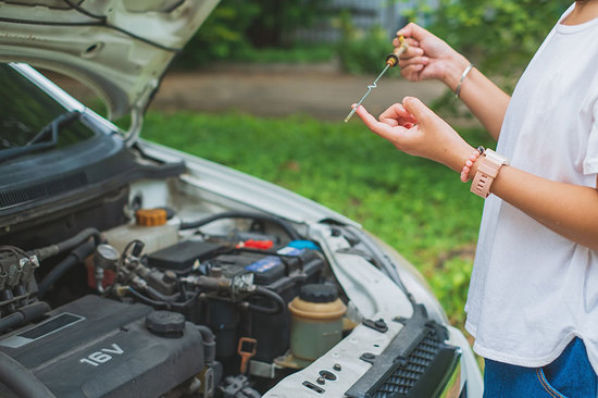 Your car still needs care, even if it isn't moving.